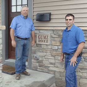 Grower Profile --- Richard & Rod Gumz